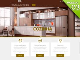House e kitchen