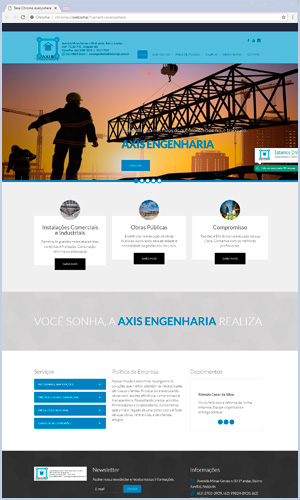 Axis Engenharia