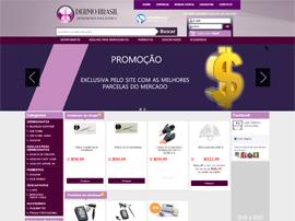 Loja Dermo Brasil
