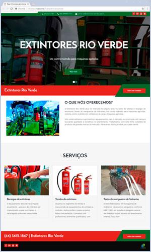Extintores Rio Verde