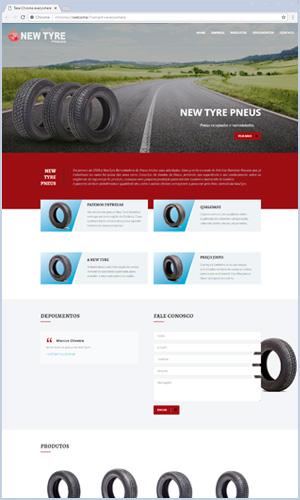 New Tyre Pneus
