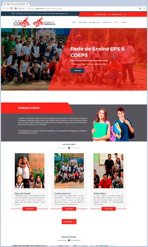 Rede de Ensino EPS & COEPS